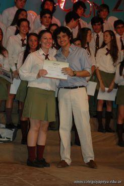 Acto de Colacion de la Promocion 2010 250