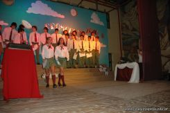 Acto de Colacion de la Promocion 2010 296