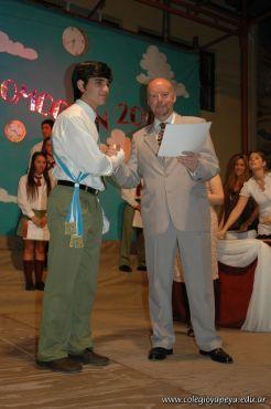 Acto de Colacion de la Promocion 2010 78