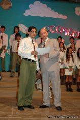 Acto de Colacion de la Promocion 2010 90