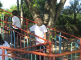 3er grado empezo el Campo Deportivo 116