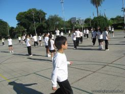 3er grado empezo el Campo Deportivo 43