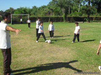 3er grado empezo el Campo Deportivo 89