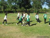 3er grado empezo el Campo Deportivo 90