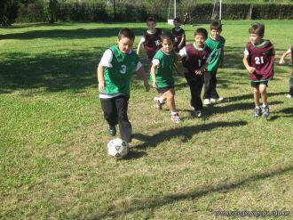 3er grado empezo el Campo Deportivo 97