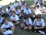 4to grado empezo el Campo Deportivo 13