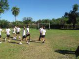4to grado empezo el Campo Deportivo 36