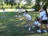 4to grado empezo el Campo Deportivo 53