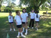 4to grado empezo el Campo Deportivo 58