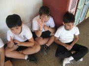 4to grado empezo el Campo Deportivo 6