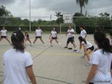 La Secundaria empezo el Campo Deportivo 100