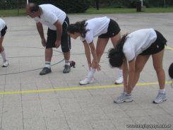 La Secundaria empezo el Campo Deportivo 103