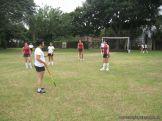 La Secundaria empezo el Campo Deportivo 109