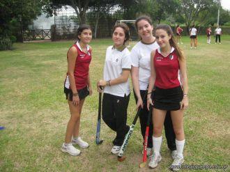 La Secundaria empezo el Campo Deportivo 113