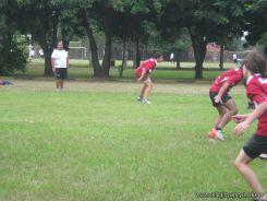 La Secundaria empezo el Campo Deportivo 114