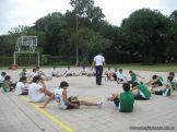 La Secundaria empezo el Campo Deportivo 123