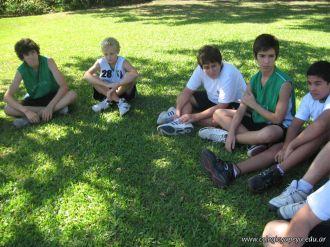 La Secundaria empezo el Campo Deportivo 17
