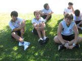 La Secundaria empezo el Campo Deportivo 19