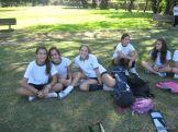 La Secundaria empezo el Campo Deportivo 24