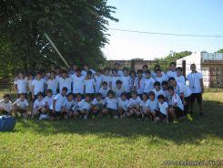 La Secundaria empezo el Campo Deportivo 27