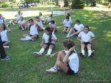 La Secundaria empezo el Campo Deportivo 30