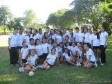 La Secundaria empezo el Campo Deportivo 32