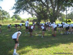 La Secundaria empezo el Campo Deportivo 38