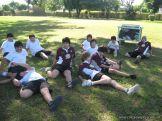 La Secundaria empezo el Campo Deportivo 41