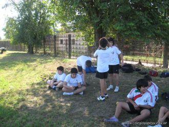 La Secundaria empezo el Campo Deportivo 48