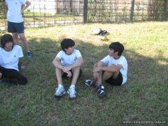 La Secundaria empezo el Campo Deportivo 50