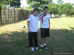 La Secundaria empezo el Campo Deportivo 52