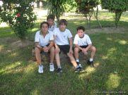 La Secundaria empezo el Campo Deportivo 55