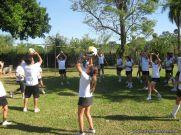 La Secundaria empezo el Campo Deportivo 56