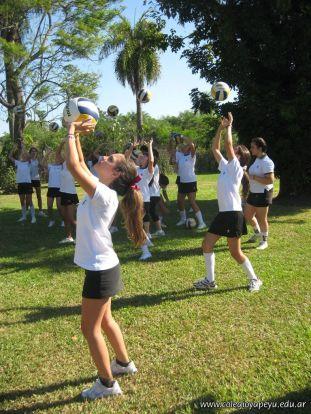 La Secundaria empezo el Campo Deportivo 58
