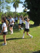 La Secundaria empezo el Campo Deportivo 60