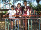 La Secundaria empezo el Campo Deportivo 7