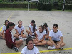 La Secundaria empezo el Campo Deportivo 81
