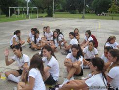 La Secundaria empezo el Campo Deportivo 82