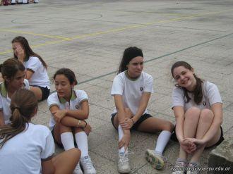 La Secundaria empezo el Campo Deportivo 86