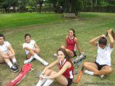 La Secundaria empezo el Campo Deportivo 88