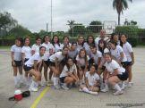 La Secundaria empezo el Campo Deportivo 99
