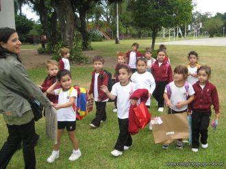 Primer dia de Campo de Salas de 5 1