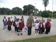 Primer dia de Campo de Salas de 5 4
