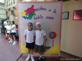 Primer dia de Doble Escolaridad de 3er grado 2