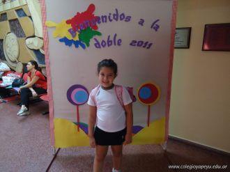 Primer dia de Doble Escolaridad de 3er grado 9