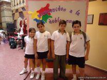 Primer dia de Doble Escolaridad de 5to grado 1