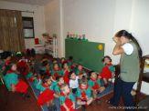 Primera semana de clases del Jardin 131