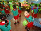 Primera semana de clases del Jardin 134
