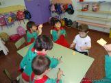Primera semana de clases del Jardin 149