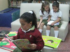 2do grado en la Biblioteca 11